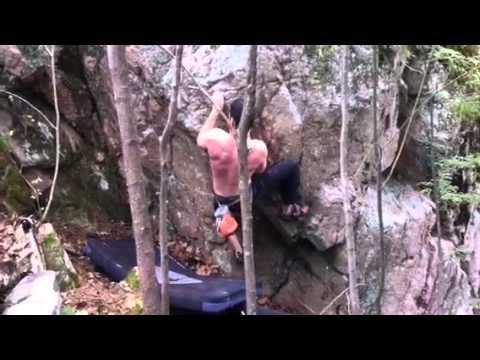 Epic Plumber V7, Bouldering Gatineau