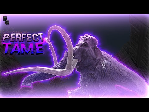 Modded Ark: Survival Evolved ➤ Perfect Mammoth Tame! S1E4 (GamePlay)