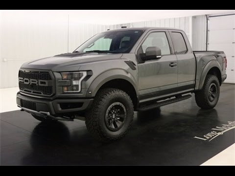 2017 ford f 150 raptor 4x4 super cab au4643 youtube. Black Bedroom Furniture Sets. Home Design Ideas