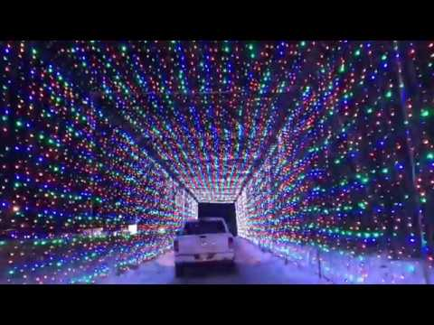 castrol raceway magic of lights