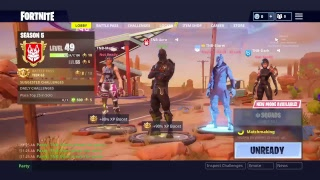 FORTNITE SQUADS WITH TNB CLAN/SKULL TROOPER ACC GIVEAWAY