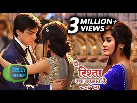 Kartik ZIPS Naira's Dress   ROMANTIC Dance   Yeh Rishta Kya Kehlata Hai