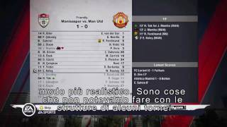 EA SPORTS FIFA 11 - Career Mode ITA