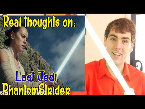 Download Youtube: Star Wars Last Jedi Trailer - PhantomStrider's real thoughts