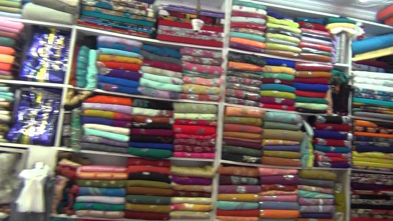 Rana jee cloth house 2 youtube for Bano market faisalabad dresses