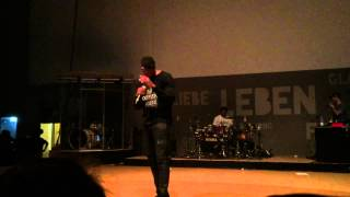 lecrae anomaly tour 2015 all i need is you message live in stuttgart germany