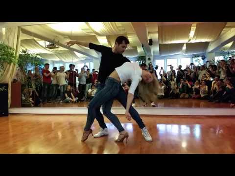 Kiko & Christina - Workshop @ Bachata Festival Stuttgart 2016
