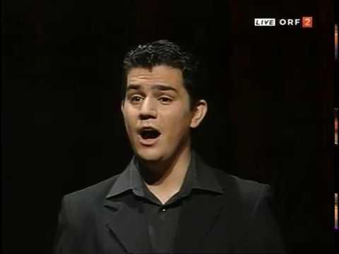 22 years old Saimir Pirgu sings arias from Elisir d'amore and Traviata 2004