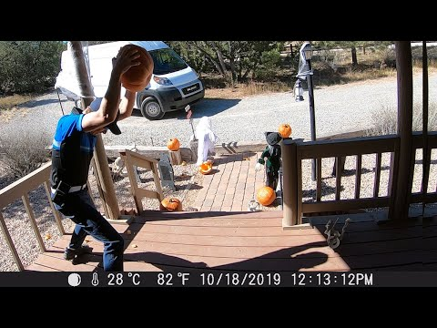 Package Delivery Driver Gone Wrong FAIL | WATCH TO END