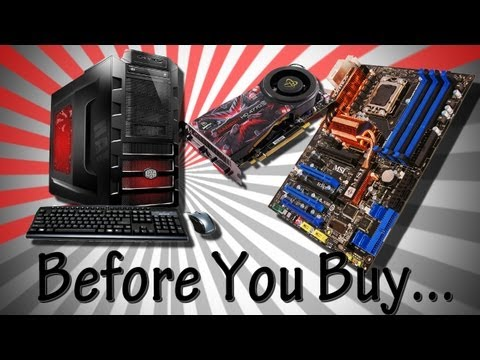 Things to know before buying or upgrading a PC - Battlefield 3 Commentary
