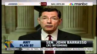 Senator Barrasso on MSNBC with Chris Jansing