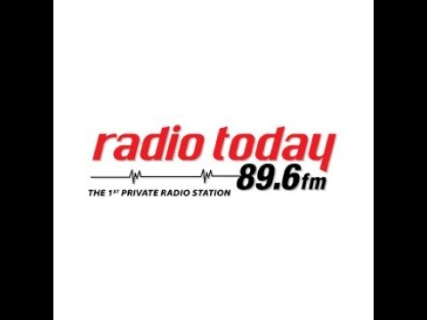 Radio Today 89.6fm 12th Birthday. Live Theme Song.