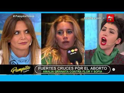 Debate picante por la despenalización del aborto - Pampita Online