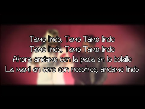 Messiah Ft. Tali - Tamo Lindo | Letras