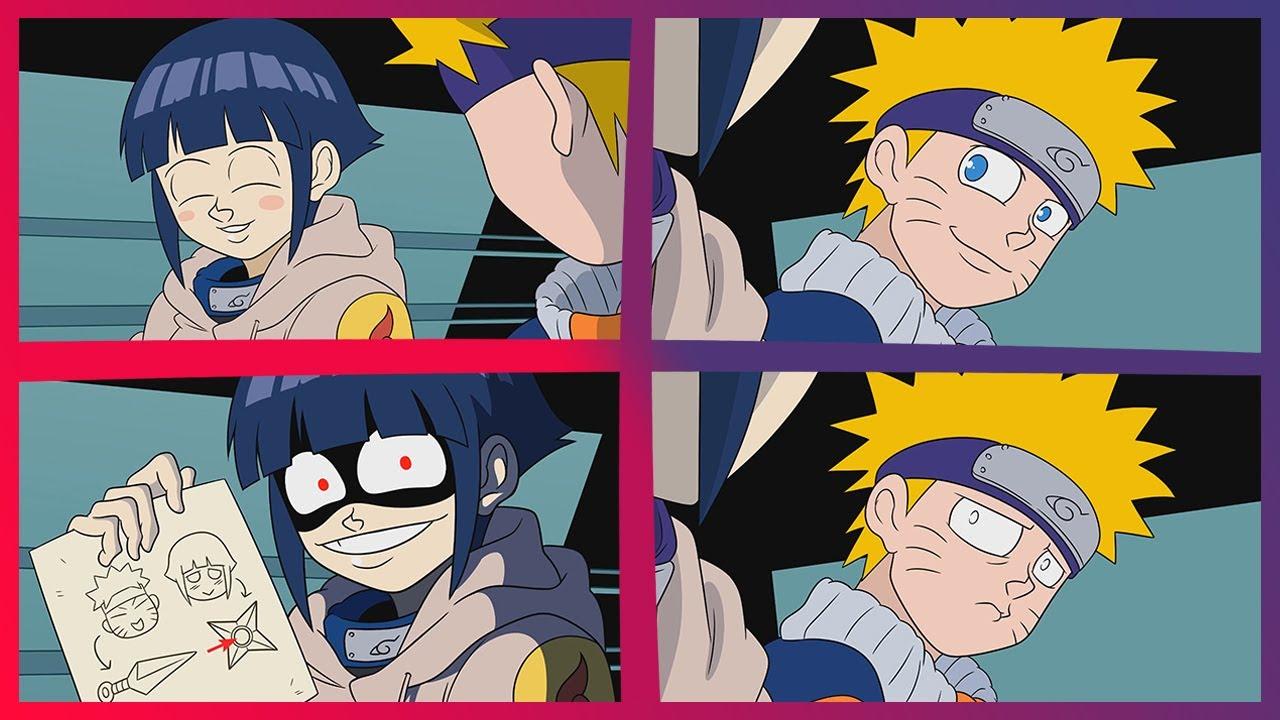 Memes de Naruto Shippuden e Boruto | 30 Minutos de Memes em Imagens