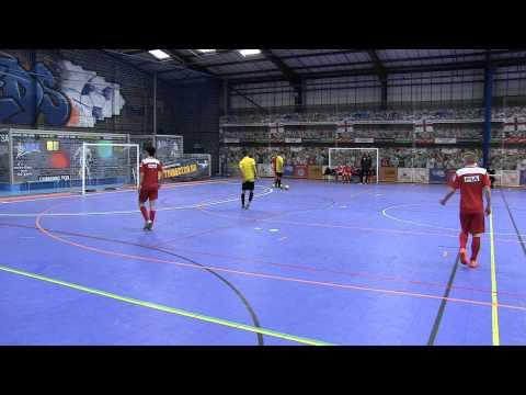 Futsal: Morecambe vs Burton Albion