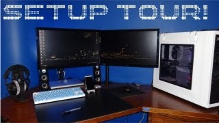 EPIC Gaming Setup! | Video Editing | Battlestation