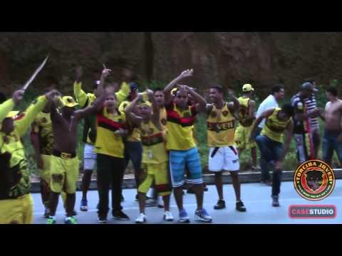 Torcida Jovem do Sport - caravana Natal 10/09/2013