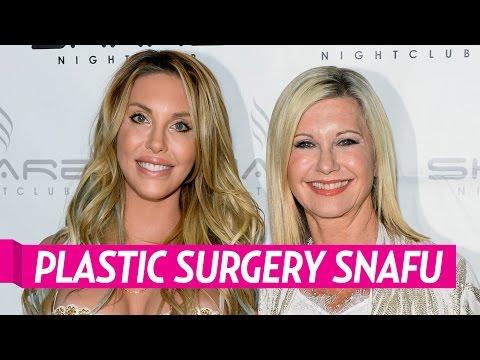 Olivia Newton-John's Daughter Chloe Lattanzi Says Plastic Surgery Left Her 'Looking Mutilated'