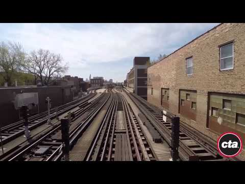 CTA Ride the Rails: Red Line to 95th/Dan Ryan