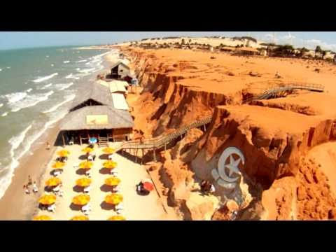 FPV - Flying over gorgeous Brazilian coast!