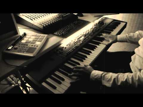 Ludovico Einaudi - Fly (BO Intouchables) - Reprise perso