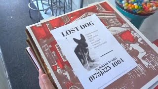 Pizza Shops Post Flyers for Missing Pets on Pizza Boxes