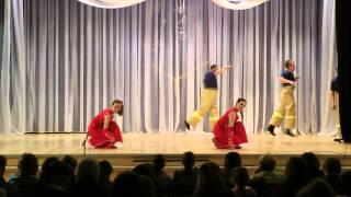 Андреевский СДК Танец Пожарная команда