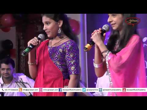 Gun Gun Guna Re Ye Gana Re | Agneepath (2012) | Aashi & Yana | Star Kids 2018 | Ajivasan