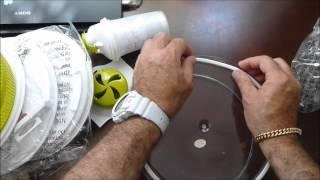 August 5 2012,,Salad Spinner Mandoline Slicer