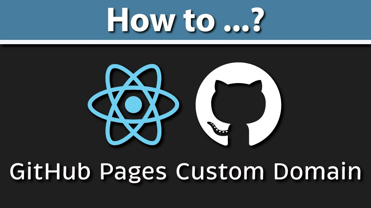 How to Configure GitHub Pages Custom Domain? (Google Domains | Subdomain & Apex Domain)
