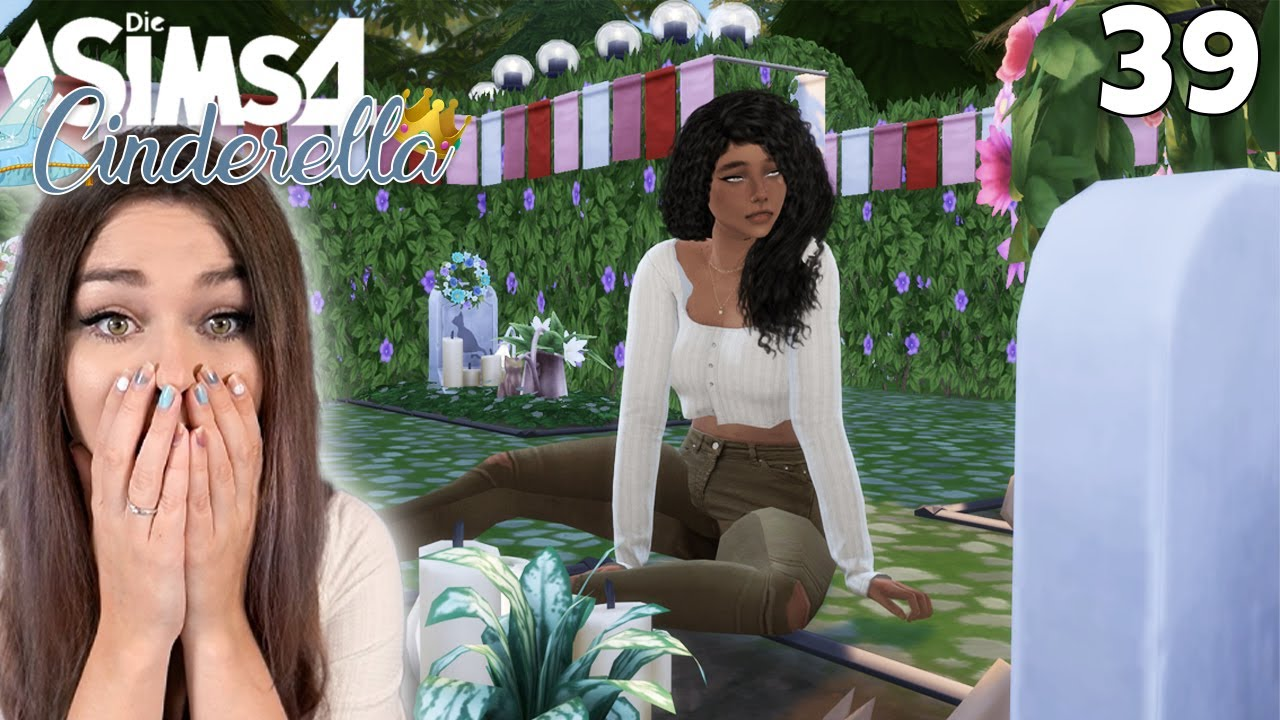 Ein unerwarteter Verlust.. - Die Sims 4 Cinderella Legacy Part 39   simfinity