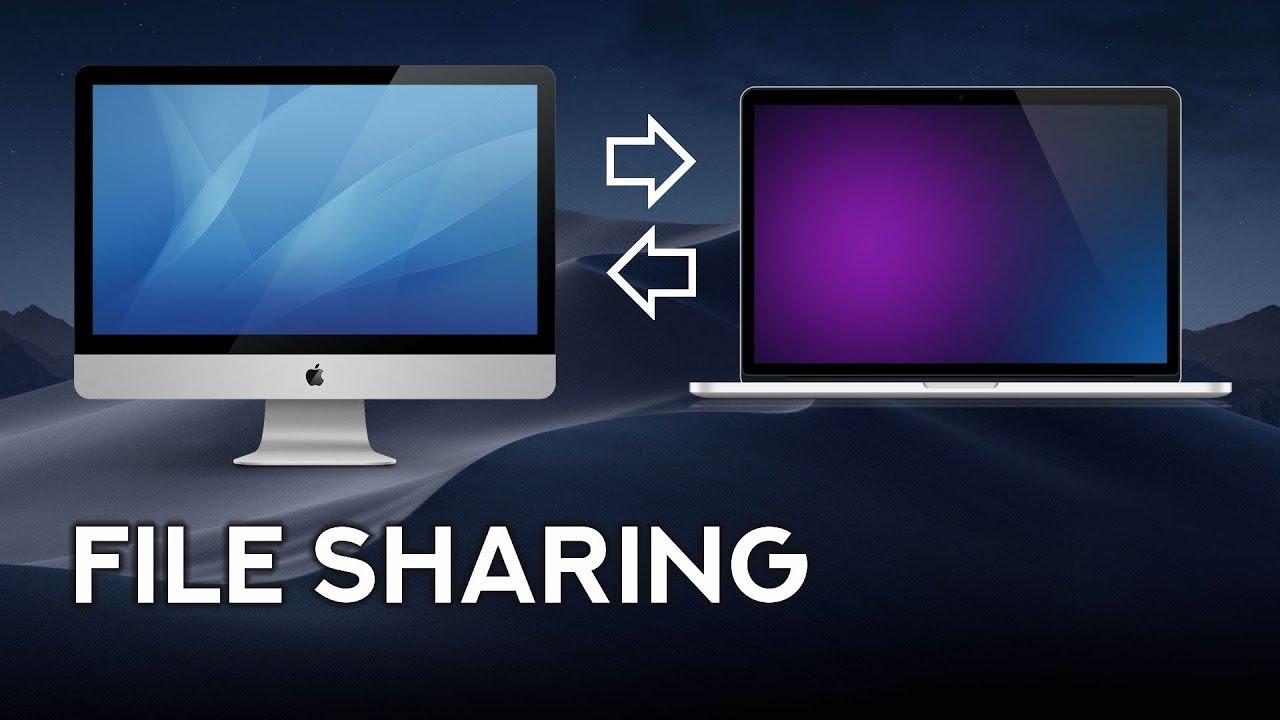 Windows share file with apple mac