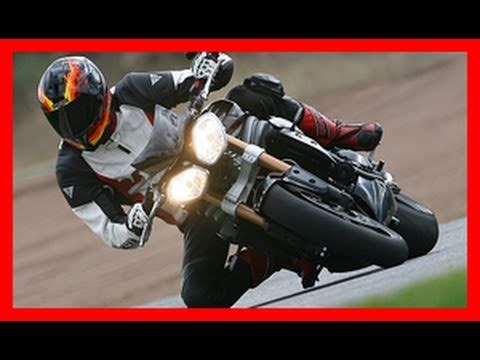 Triumph Speed Triple 1050 2011 Test