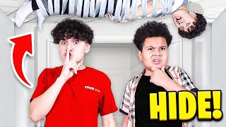 First to Find FaZe Jarvis Wins $10,000 (Extreme Hide & Seek)