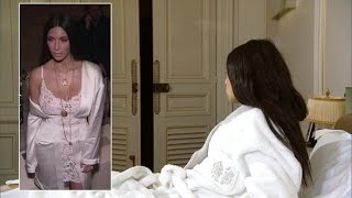 Watch Concierge Demonstrate Exactly How Kim Kardashian Was Robbed in Paris