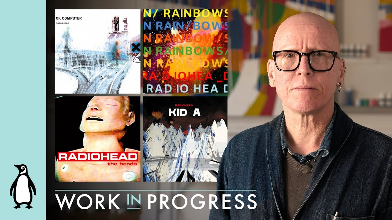 The Artist Behind Radiohead's Album Covers | Work In Progress with Stanley Donwood