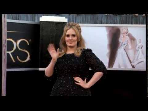 Adele Oscars 2013 HD