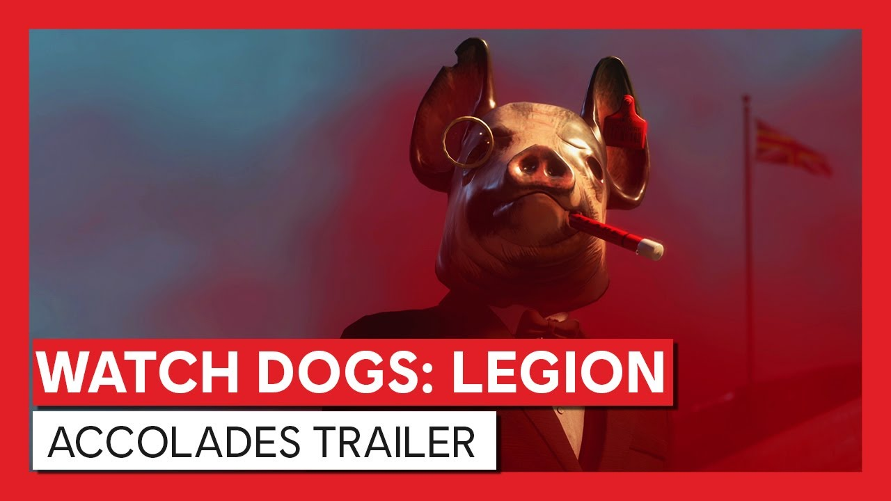 Watch Dogs: Legion - Accolades Trailer