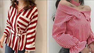 Beautiful top designs / stylish designer tops for girls /  latest top designs 2019