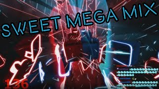 This Beat Saber Mega Mix is fantastic