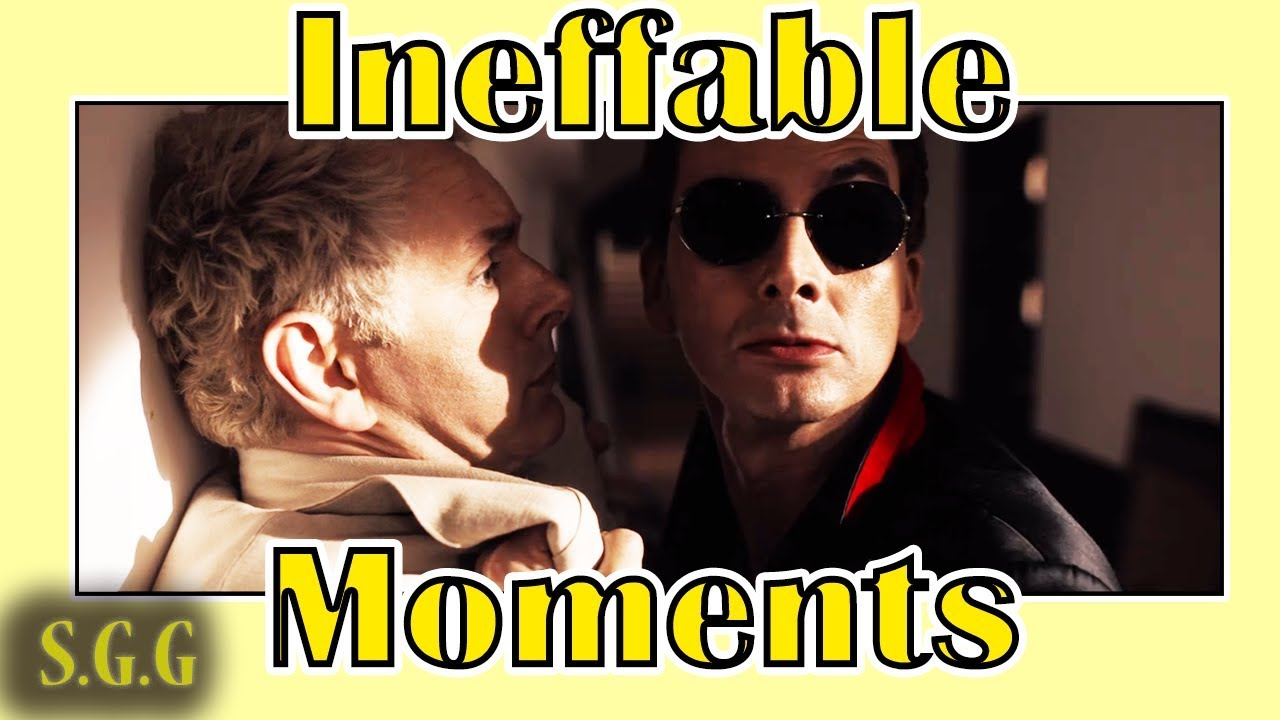 Video - Ineffable Husbands Crowley And Aziraphale's Best