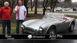 1964 Shelby Cobra: Perfectly Restored and Best in Class Shelby