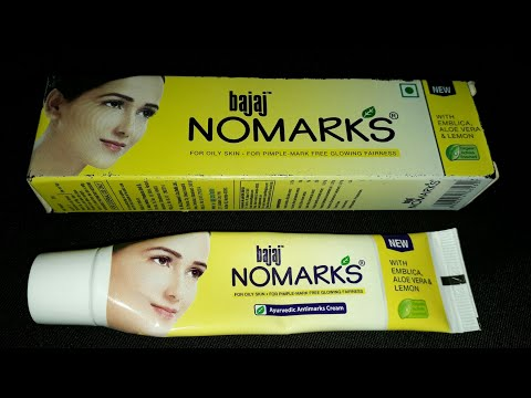 Nomarks Cream For Oily Skin   For Pimple Mark Free Glowing Fairness सिर्फ 20 दिन में फर्क