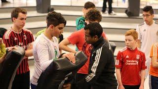 Kickboksen op school in Almere! Op een leuke en veilige manier kennis maken met deze sport
