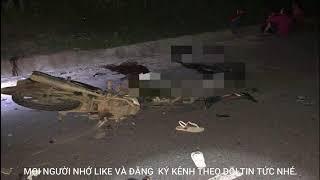 Tai nạn giao thông nghiêm trọng tại Đakrông Tỉnh Quảng Trị làm 4 người chết.