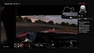GT/Retro Mercedes AMG 71'