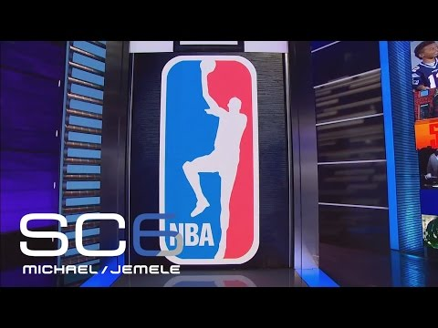 Jemele Wants Kareem Abdul-Jabbar On NBA Logo | SC6 | April 7, 2017