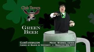 Club Tavern - St. Pat's Party
