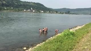 Baden im Rhein